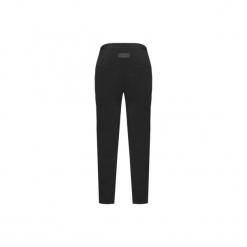 Spodnie damskie ZOE PANTS CZARNE. Czarne spodnie z wysokim stanem MeMola, z elastanu. Za 269,90 zł.