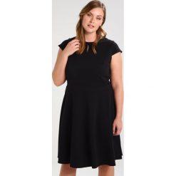 Sukienki hiszpanki: Dorothy Perkins Curve KEYHOLE Sukienka z dżerseju black