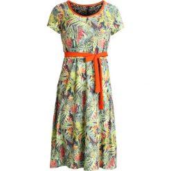 Sukienki hiszpanki: Smash COMPTA Sukienka z dżerseju green