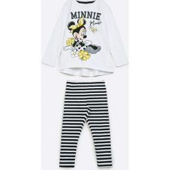 Spodnie dresowe dziewczęce: Blukids – Komplet dziecięcy Disney Mickey Mouse 98-128 cm
