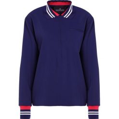 Bluzki damskie: DESIGNERS REMIX DAWN Koszulka polo dark blue
