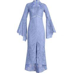 Love Triangle TUSCAN MOON BELL  Sukienka letnia wedgewood. Niebieskie sukienki letnie Love Triangle, z bawełny. Za 399,00 zł.