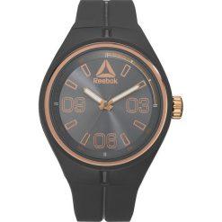 Zegarki damskie: Zegarek kwarcowy w kolorze antracytowo-różowozłotym