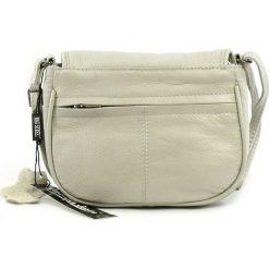 Torebka damska Jennifer Jones - elegancka torebka wizytowa skórzana - 2