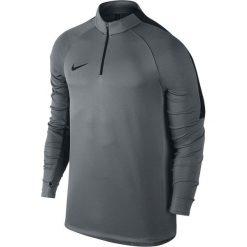 Nike Koszulka męska Squad szara r. M (807063 065). Szare t-shirty męskie Nike, m, do piłki nożnej. Za 129,00 zł.