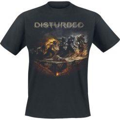 Disturbed Evolution - The Guy 2 T-Shirt czarny. Czarne t-shirty męskie z nadrukiem Disturbed, l, z okrągłym kołnierzem. Za 74,90 zł.