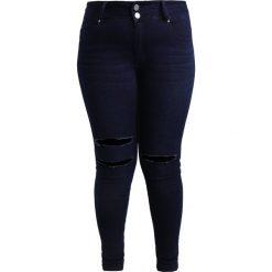 Boyfriendy damskie: City Chic HARLEY RIP Jeans Skinny Fit indigo