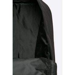 Jack & Jones - Plecak. Czarne plecaki męskie marki Jack & Jones, l, z bawełny, z klasycznym kołnierzykiem, z długim rękawem. W wyprzedaży za 79,90 zł.