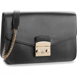 Torebka FURLA - Metropolis 972392 B BTJ7 ARE Onyx. Czarne torebki klasyczne damskie marki Furla, ze skóry. Za 1099,00 zł.