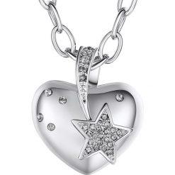 Biżuteria i zegarki: Naszyjnik z zawieszką – dł. 46 cm