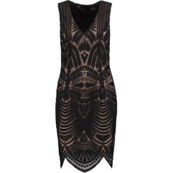 Sukienki hiszpanki: Bardot Sukienka koktajlowa black