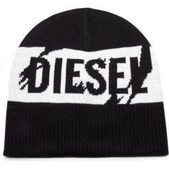 Czapka DIESEL - K-Becky Cap 00SJ4K-0NABQ-8AT  Black 900. Czarne czapki z daszkiem męskie Diesel, z materiału. Za 209,00 zł.