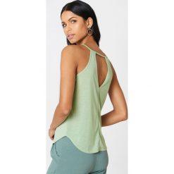 Rut&Circle Koszulka Anna - Green. Zielone t-shirty damskie Rut&Circle, z tkaniny. Za 80,95 zł.