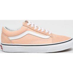 Vans - Buty VA38G1U5Y. Szare buty sportowe damskie marki Vans, z materiału. W wyprzedaży za 279,90 zł.