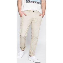 Pepe Jeans - Spodnie Sloane. Szare jeansy męskie z dziurami Pepe Jeans, z bawełny. W wyprzedaży za 199,90 zł.