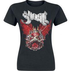 Ghost Prequelle Koszulka damska czarny. Czarne bluzki asymetryczne Ghost, xl. Za 74,90 zł.