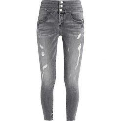Miss Sixty BLUE ATTACK Jeans Skinny Fit grey. Szare jeansy damskie Miss Sixty. W wyprzedaży za 350,35 zł.