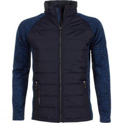Kurtka przejściowa w kolorze granatowym. Niebieskie kurtki męskie przejściowe marki Peak Mountain, m. W wyprzedaży za 159,95 zł.