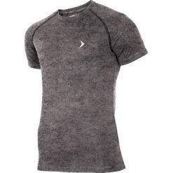 Outhorn Koszulka męska TOZ16-TSMF602 szara r. XXL. Czarne koszulki sportowe męskie marki Outhorn, na lato, z bawełny. Za 35,24 zł.