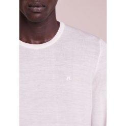 Swetry męskie: J.LINDEBERG PERFECT MERINO Sweter whisper white