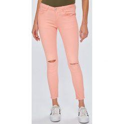 Answear - Jeansy. Szare rurki damskie marki ANSWEAR, z bawełny. W wyprzedaży za 69,90 zł.