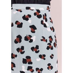 Spódniczki trapezowe: Bruuns Bazaar ANNI SKIRT Spódnica trapezowa mint