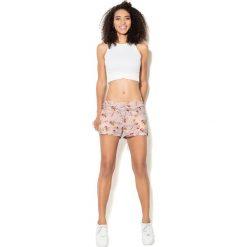 Colour Pleasure Spodnie damskie CP-020 262 pudrowy róż  r. XS/S. Czerwone spodnie sportowe damskie marki Colour pleasure, s. Za 72,34 zł.