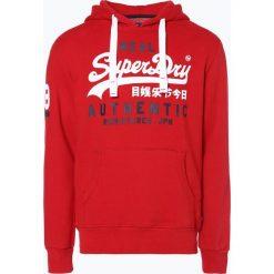 Bejsbolówki męskie: Superdry - Męska bluza nierozpinana, czerwony