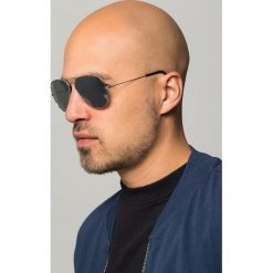 Okulary przeciwsłoneczne męskie: RayBan AVIATOR Okulary przeciwsłoneczne silvercoloured