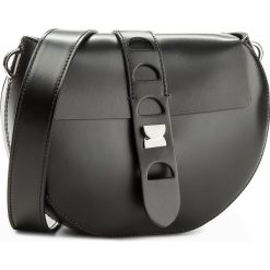 Torebka COCCINELLE - BO1 Carousel Design E1 BO1 55 C6 01 Noir 001. Czarne listonoszki damskie Coccinelle, ze skóry. W wyprzedaży za 799,00 zł.