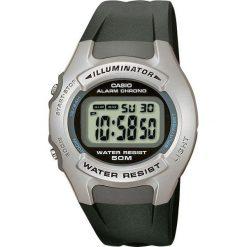 Zegarek Casio Męski W-42H-1AV czarny. Czarne zegarki męskie CASIO. Za 89,00 zł.