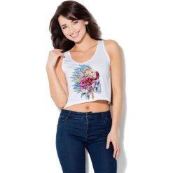 Colour Pleasure Koszulka damska CP-035 229 biała r. XS-S. T-shirty damskie Colour pleasure, s. Za 64,14 zł.