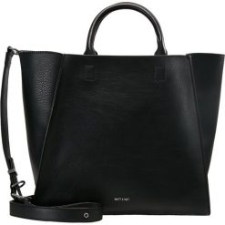 Shopper bag damskie: Matt & Nat LOYAL DWELL Torba na zakupy black