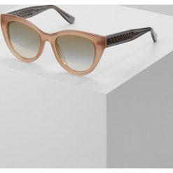 Jimmy Choo CHANA Okulary przeciwsłoneczne nude. Szare okulary przeciwsłoneczne damskie aviatory Jimmy Choo. W wyprzedaży za 929,25 zł.