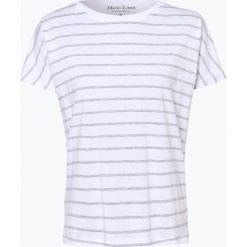 Marie Lund - T-shirt damski, czarny. Niebieskie t-shirty damskie marki Marie Lund, l, z haftami. Za 69,95 zł.