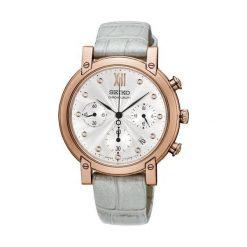 Zegarki damskie: Seiko Chronograph SRW834P1 - Zobacz także Książki, muzyka, multimedia, zabawki, zegarki i wiele więcej