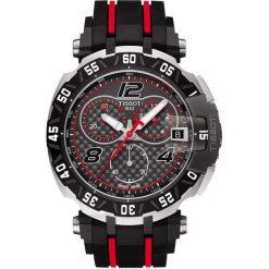 PROMOCJA ZEGAREK TISSOT T-Race MotoGP Limited Edition T092.417.27.2. Szare zegarki męskie TISSOT, ze stali. W wyprzedaży za 3080,00 zł.