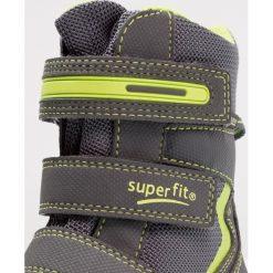 Buty zimowe chłopięce: Superfit SNOWCAT Śniegowce stone