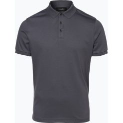 Calvin Klein - Męska koszulka polo, szary. Szare koszulki polo marki Calvin Klein, m, z dżerseju. Za 199,95 zł.