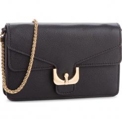 Torebka COCCINELLE - CJ5 Ambrine Soft E1 CJ5 19 01 01 Noir 001. Czarne torebki klasyczne damskie marki Coccinelle, ze skóry. W wyprzedaży za 979,00 zł.