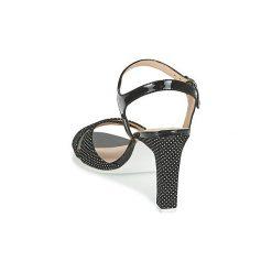 Sandały France Mode  ZEN. Czarne sandały damskie France Mode. Za 426,30 zł.
