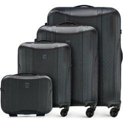 Zestaw walizek 56-3P-91K-10. Czarne walizki marki Dakine, z materiału. Za 870,48 zł.