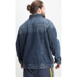 Kurtki męskie bomber: s.Oliver RED LABEL OUTDOOR Kurtka jeansowa blue denim stretch