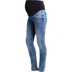Boyfriendy damskie: JoJo Maman Bébé SUPER SKINNY Jeans Skinny Fit light denim