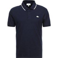 Lacoste Koszulka polo marine/blanc. Szare koszulki polo marki Lacoste, z bawełny. Za 459,00 zł.