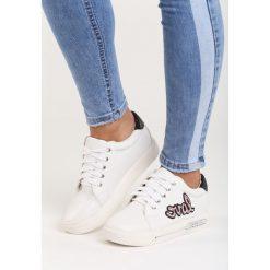 Biało-Różowe Buty Sportowe In Love. Czerwone buty sportowe damskie marki KALENJI, z gumy. Za 69,99 zł.
