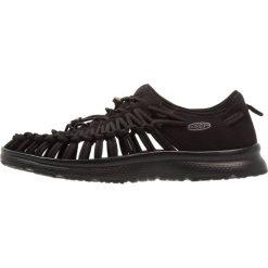 Keen UNEEK O2 Sandały trekkingowe black. Czarne sandały męskie Keen, z materiału. Za 379,00 zł.
