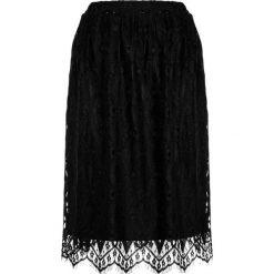 Spódniczki trapezowe: Navy London STEFFI Spódnica trapezowa black