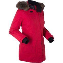 Kurtka funkcyjna outdoorowa, ocieplana bonprix ciemnoczerwony. Czerwone kurtki damskie bonprix, s. Za 269,99 zł.