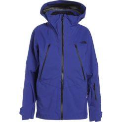 The North Face PURIST TRI 2IN1 Kurtka snowboardowa inau blue. Niebieskie kurtki damskie The North Face, s, z materiału, narciarskie. W wyprzedaży za 1291,95 zł.